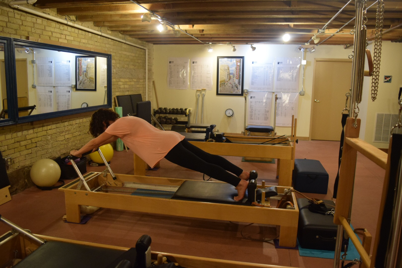 mke sweat series a week at flying squirrel pilates zoe lauryn